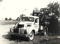Dodge tow truck