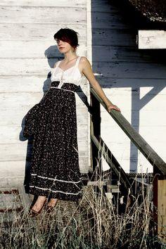 Vintage Gunne Sax Dress @bonefeathervintage #dress #vintage #gunne Sax