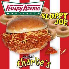 Krispy Kreme Sloppy Joe Sandwich Debuts At San Diego County Fair