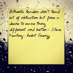 Ambit Energy. #quotes  #leadership
