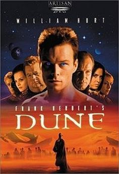 Dune....TRULY one of my all time favorites books and movies!