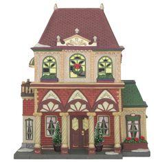 """Heartland Village 9"""" Porcelain Village Home ($31.99 Ace Hardware)"""