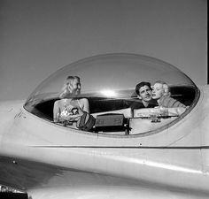 1950 ... flying yacht