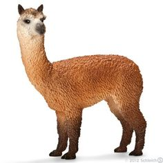 Alpaca Stallion (Schleich: Farm Life) at theBIGzoo.com, a toy store that has shipped over 1.2 million items.