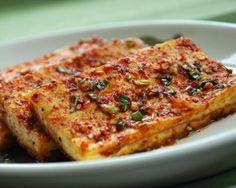vegan, tofu recipes, food, delici, brais tofu, vegetarian, eat, cold tofu, korean brais