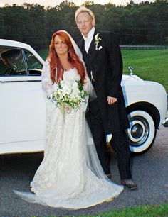 Celebrity Weddings 2012: Wynonna Judd and Cactus Moser