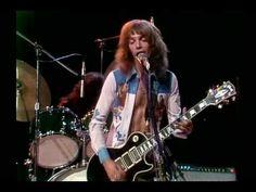 Peter Frampton Do You Feel Like We Do Midnight Special 1975 FULL