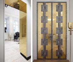 BRASS DOORS