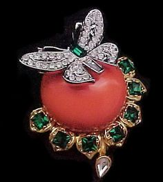 Brooch (Duchess of Windsor collection)