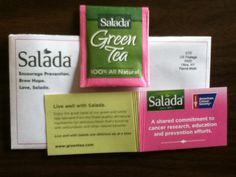 Salada Green Tea sam