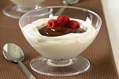 Pudding in a cloud sugar free