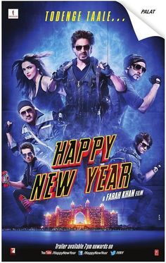 Twitter-This is awesome HNY Poster-Indiawaale Coming Tomorrow.