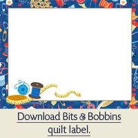 Quilt labels on Pinterest Quilt Labels, Doodle Borders and Quilting