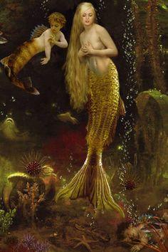 Merbabies by Howard David Johnson