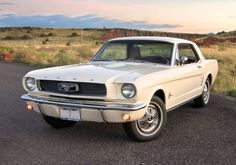 1966 Mustang. Very cool article from Hemmings news about the lifecycle of a vehicle photo at Hemmings.