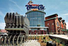 Kellogg's Cereal City ~Battle Creek, Michigan