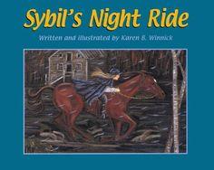 Sybil's Night Ride by Karen B. Winnick, http://www.amazon.com/dp/1590787714/ref=cm_sw_r_pi_dp_G2dytb13BAP8V