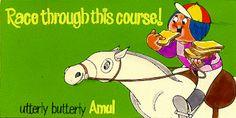 Race through this course