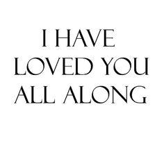 Dear John: I Love You.