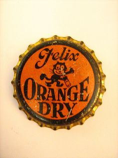 Awesome bottle cap.  Would you like a drink?   Grandin Road Color Crush on Burnt Orange