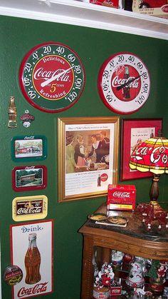 coca cola room