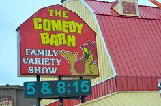 famili friend, comedi barn, attract pigeonforg, pigeonforg familyfun