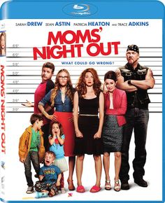 MOMS' NIGHT OUT Now Available on Blu-ray. Enter to #win a Blu-ray copy. #giveaway
