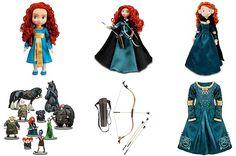 The Disney Store online adds Brave Merchandise | The Disney Blog