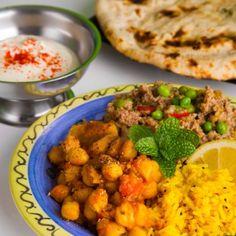 Heavenly Indian food
