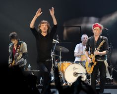 The Rolling Stones 14 ON FIRE to rock Singapore on 15 March 2014!