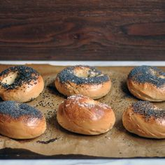 How to make homemade bagels | Turntable Kitchen
