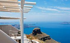 Gold Suites Hotel. Santorini, Greece.