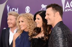 Academy of Country Music :: Photo Little Big Town
