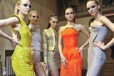 Atelier Versace Couture first show in Paris, Photo Douglas Bassett