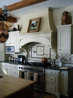 KITCHEN IDEAS On Pinterest Cottage Kitchens French Country Kitchen