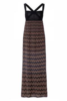 #MMissoni | Lurex Long Dress | Spring 2014 Collection