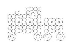 LOTS of free dot-a-dot printables for N
