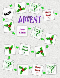 The Catholic Toolbox: Lesson Plan- (Pre K - K): Advent