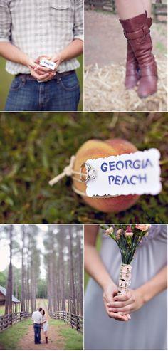 Georgia Peach.