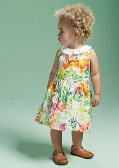 Dilly Dress - oilily