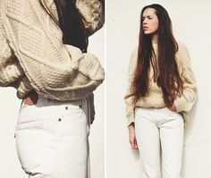 MENTAL CLARITY // SHADES OF WHITE. (by Karin Bylund) http://lookbook.nu/look/3369465-MENTAL-CLARITY-SHADES-OF-WHITE