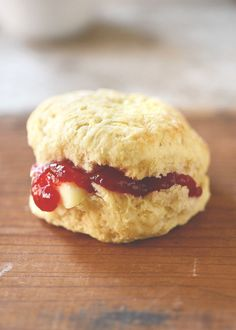 The Best Damn Vegan Biscuit - The name really speaks for itself.