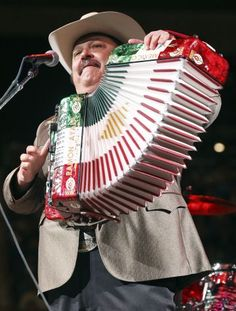 Ramon Ayala is an icon for Mexican/Tejano Music