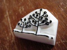 keshigomuhanko #hand carved stamps