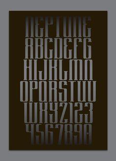#type #font #alphabet