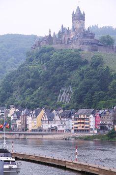 castles down the Rhine