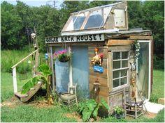 Solar Bath House