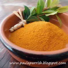 Paula Parrish: Skin Benefits of Turmeric