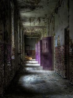 Purple prison?