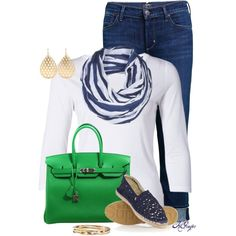"""Weekend Style"" by kginger on Polyvore"